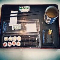 Photo taken at Mr Sushi by Togusa C. on 7/15/2013