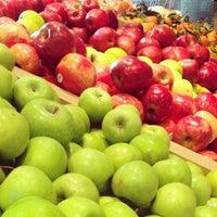 Photo taken at Азбука вкуса by Olala Z. on 10/30/2012