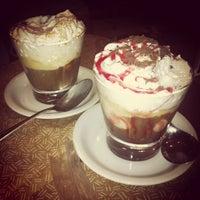 Photo taken at Fran's Café by Jéssycah M. on 5/5/2013