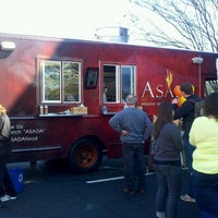 Photo taken at ASADA Food Truck by Raleigh B. on 2/15/2013