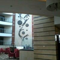 Photo taken at The Boma Hotel by Mumbi K. on 11/6/2012