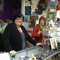 Photo taken at Artsy Diva Boutique by Rachel K. on 12/21/2012