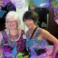Photo taken at Christi Tinker Salon by Kimberly C. on 8/29/2013