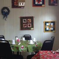 Photo taken at Linda's Wilmot Cafe by Ryan G. on 12/1/2013