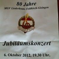 Photo taken at Pförtnerhaus by Wolfi G. on 10/7/2012