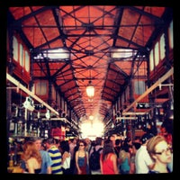 Photo taken at Mercado de San Miguel by Erick Z. on 7/21/2013
