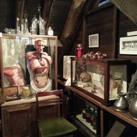 Photo taken at Old Operating Theatre Museum & Herb Garret by izzi on 10/14/2013