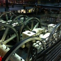 Photo taken at San Francisco Cable Car Museum by Rainbowchild on 6/28/2013