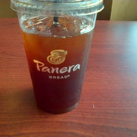 Photo taken at Panera Bread by brenden V. on 9/29/2012