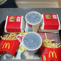 Photo taken at McDonald's by Alexis T. on 3/4/2013