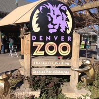 Photo taken at Denver Zoo by Mathilde P. on 12/8/2012