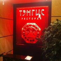 Снимок сделан в Тэнгис пользователем Mikhail S. 12/6/2012