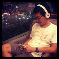 Photo taken at Starbucks Coffee @ New World Hotel by Don L. on 2/7/2013