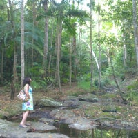Photo taken at The Narrows Escape Rainforest Retreat by Kate D. on 11/12/2013