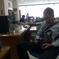 Photo taken at BRI Cabang Lamongan by Hanifian T. on 12/3/2012