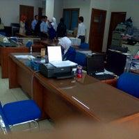 Photo taken at BRI Cabang Lamongan by Hanifian T. on 11/21/2012
