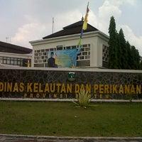 Photo taken at Kawasan Pusat Pemerintahan Provinsi Banten (KP3B) by Rahmat S. on 10/8/2013