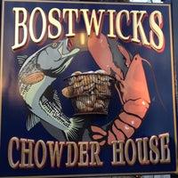 Снимок сделан в Bostwick's Chowder House пользователем Michael S. 4/26/2013