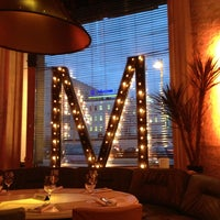 Снимок сделан в Miami Grand Cafe by Sergey Gladun пользователем Vladislava M. 4/3/2013