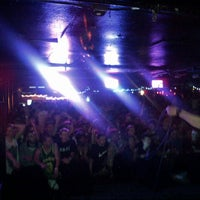 Photo taken at The Middle East Downstairs by ShowOff Marketing on 4/4/2013