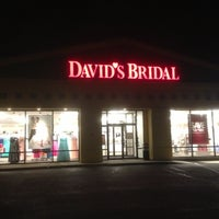 Photo taken at David's Bridal by Joe M. on 2/19/2013