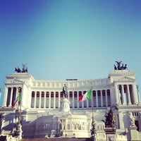 Photo taken at Rome by Никита М. on 4/20/2013