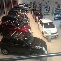 Photo taken at Nissan Автогранд by Fatisha A. on 1/16/2013