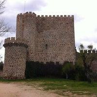 Foto tomada en Castillo De La Coracera por Ramon S. el 4/6/2013