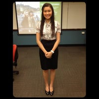 Photo taken at Curtin Business School by Tang Y. on 11/4/2013