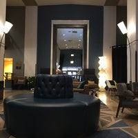 Photo taken at Hotel Deca by Tiffany W. on 4/9/2017