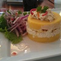 Foto tomada en Pisco Grill por Maribel Alejandra C. el 12/9/2012
