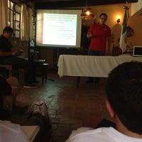 Photo taken at Quinta Patricia by Daniel C. on 6/15/2013