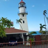 Photo taken at Diamond Head Lighthouse by Bonnie G. on 9/5/2017
