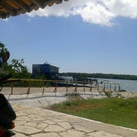 Photo taken at Rampa Das Balsas - Grossos by Yuri S. on 6/17/2013