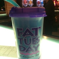 Photo taken at Fat Tuesday by Katy H. on 2/8/2016