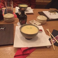 Photo taken at KINDAI Restaurant by Yasin P. on 11/13/2015