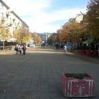 Photo taken at Glavna Ulica by Vladimir I. on 10/20/2013
