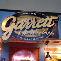 Photo taken at Garrett Popcorn Shops by Janet C. on 5/10/2013