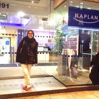 Photo taken at Kaplan Financial by Fatin Z. on 11/28/2014