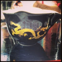 Photo taken at Teahouse Kuan Yin by Ellie W. on 6/15/2013