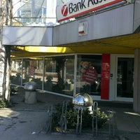 Photo taken at Bank Austria by Victoria V. on 3/16/2013