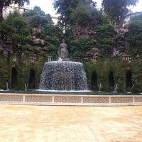 Photo taken at Villa d'Este by Roman B. on 11/17/2012