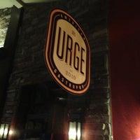 Photo taken at Urge Gastropub by Robert S. on 1/20/2013