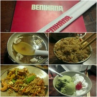 Photo taken at Benihana by Jennifer on 9/15/2012