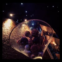 Photo taken at Bistango Martini Lounge by Belinda J. on 11/10/2012