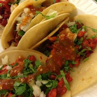 Photo taken at Taqueria La Hacienda by Brian A. on 1/28/2013