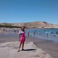 Foto tomada en Puerto Pirámides por Valeria G. el 2/8/2015