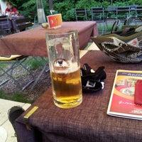Das Foto wurde bei Hotelpark Stadtbrauerei Arnstadt von Patrick D. am 6/9/2013 aufgenommen