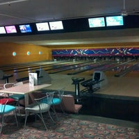Photo taken at Clover Lanes by Barry V. on 9/28/2012