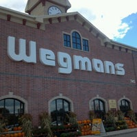 Photo taken at Wegmans by Barry V. on 9/24/2012